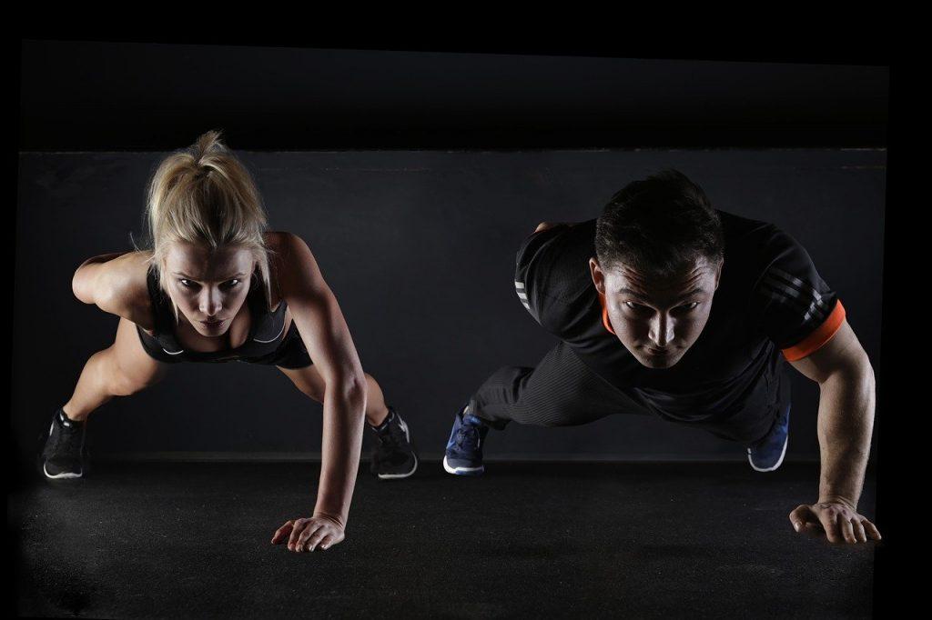 entrainement au poids de corps
