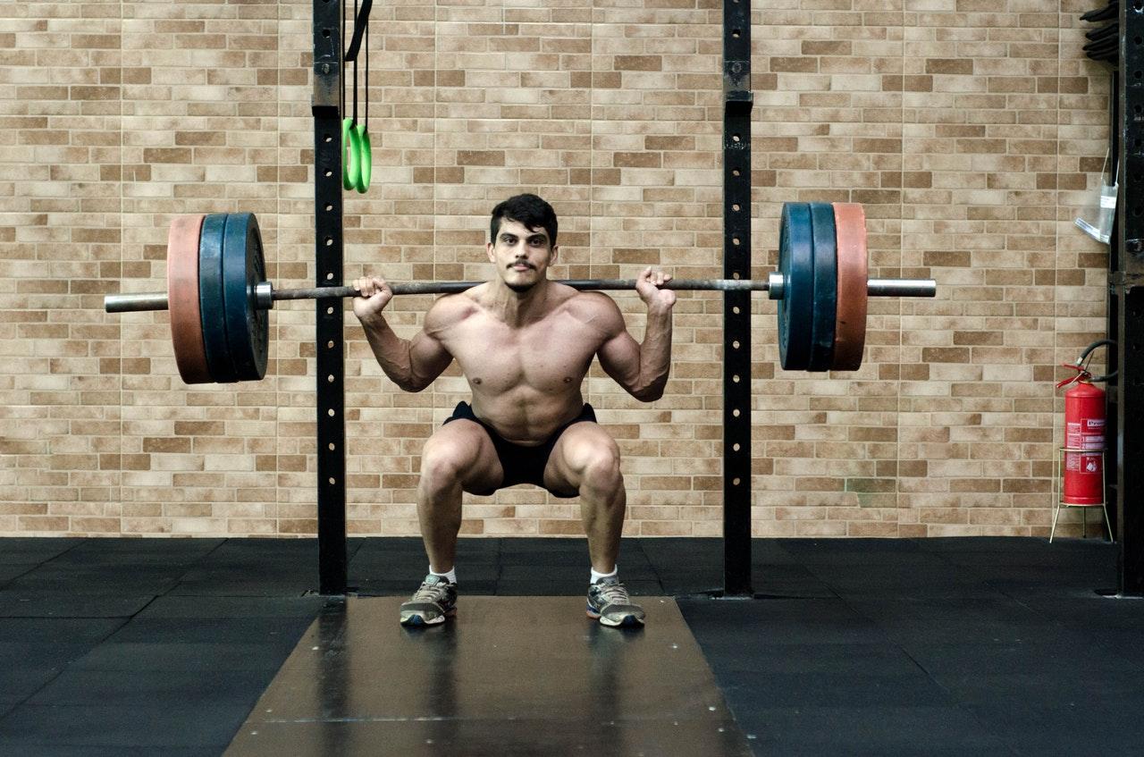 Le back squat